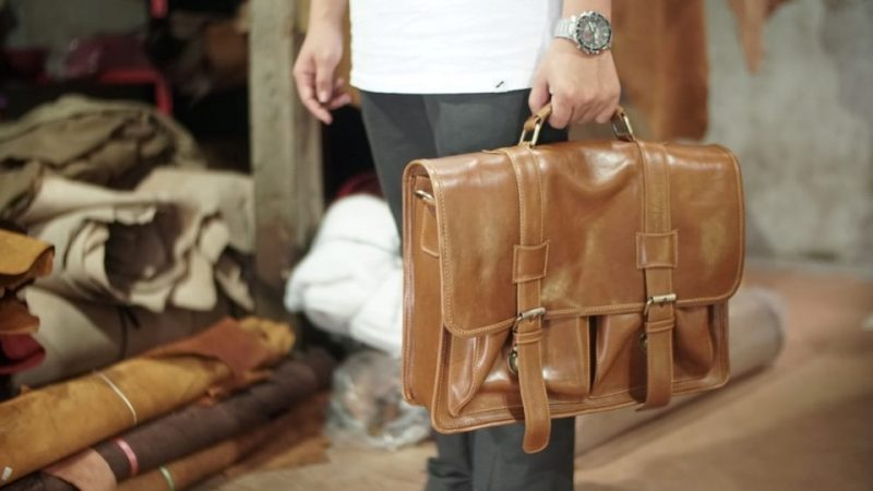 HOW TO PROTECT YOUR AUTHENTIC LEATHER BAGS