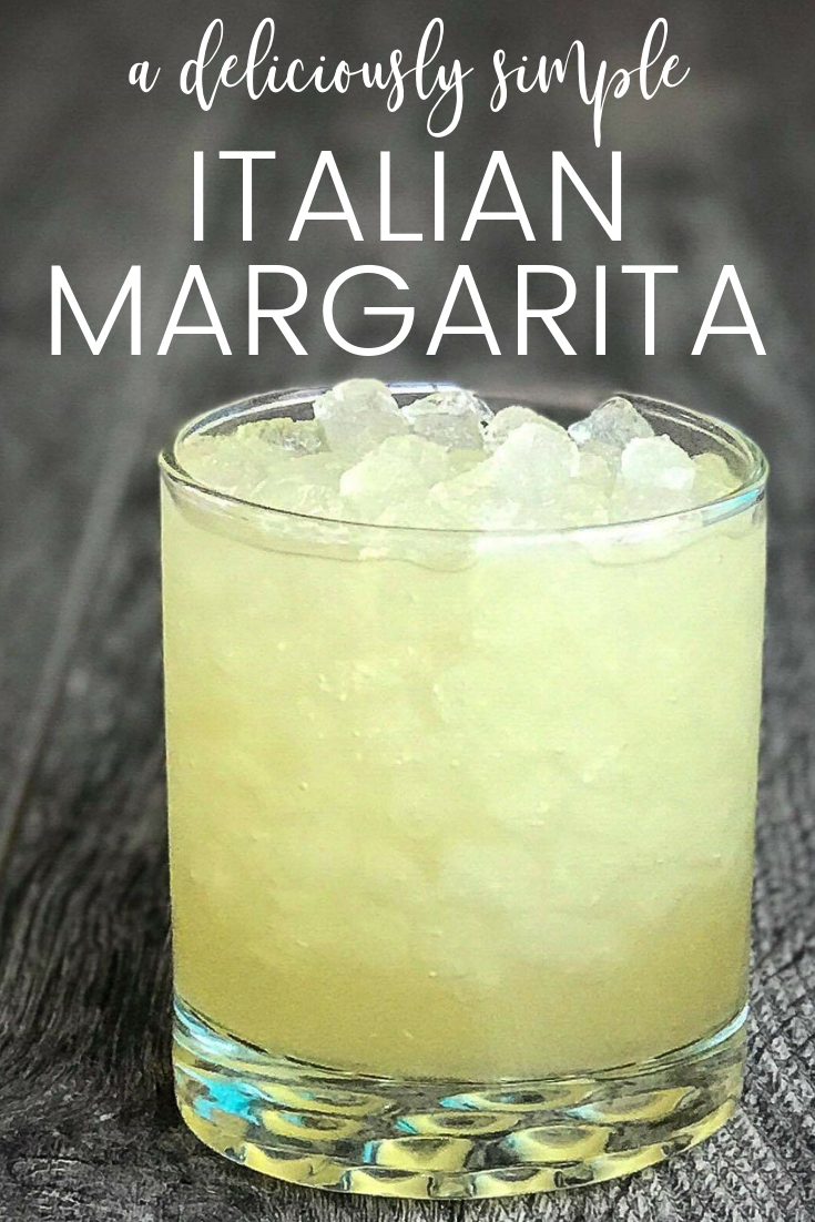 How to Make the Best Italian Margarita You've Ever Tasted